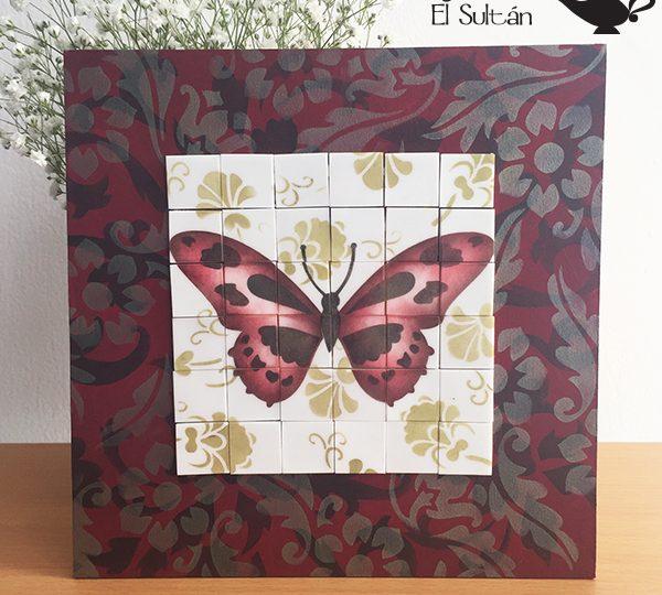 Mariposa Victoriana