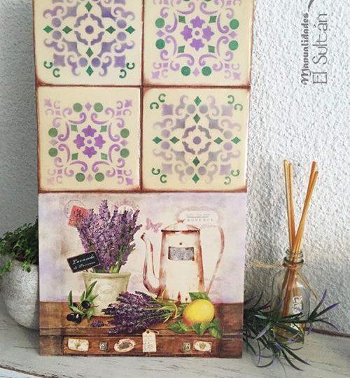 Mosaicos Lavanda